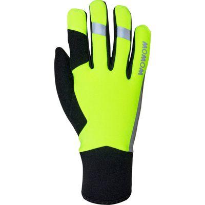 Wowow handschoen Early Fog XL yellow