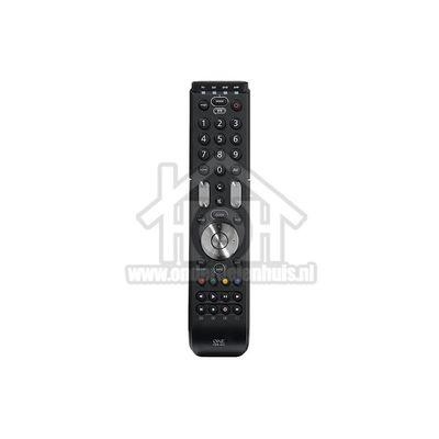 Foto van One For All Afstandsbediening Essence 4, Comfort Line TV, DVD, Blue-ray, SAT URC7140