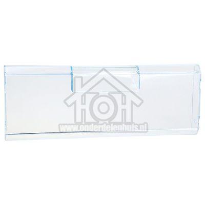Bosch Frontpaneel Transparant KGV33V1399, KGV39Y4001 00669443