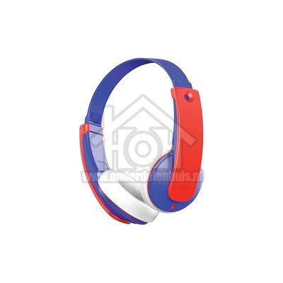 JVC Hoofdtelefoon Draadloos met bluetooth Voor kinderen vanaf 3 jaar HAKD9BTAE
