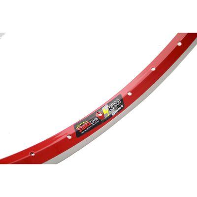 Alpina velg 24 Tingle rood