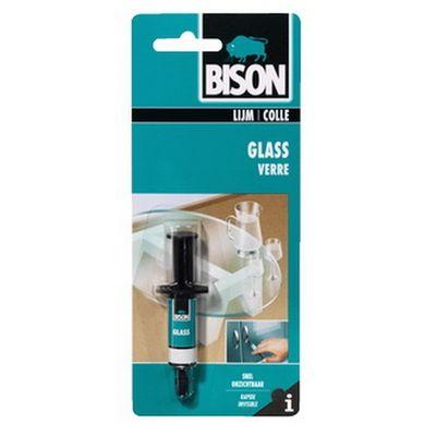 Bison Glas metaallijm