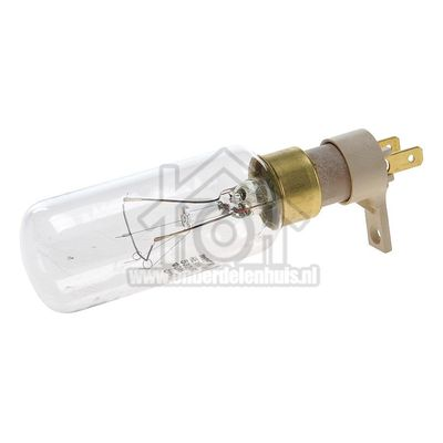 Zanussi Lamp 40W -met bev. plaat- ZMC30QX, ZMC30QA 4006093878