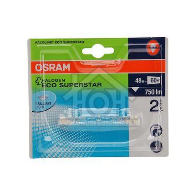 Osram Halogeenlamp Haloline ESS R7s 74.9mm Buislamp 48W 230V 750lm 4008321977571