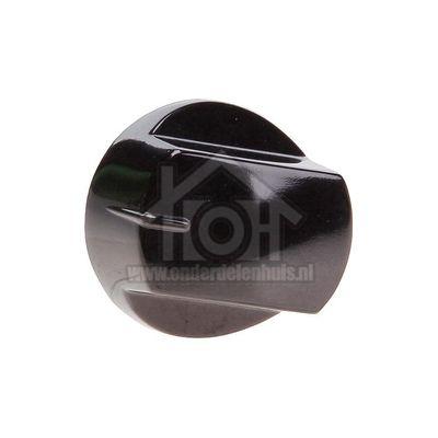 Ariston-Blue Air Knop Gasknop, zwart 8mm TD751, TD640 C00287321