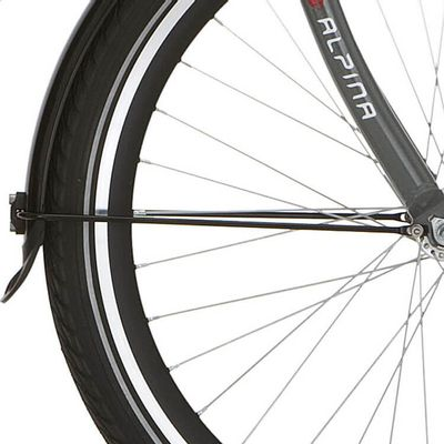 Alpina spatb stang set 24 GP black