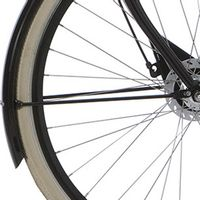 Cortina v spatb stang 28 U1/E-U1 black brown