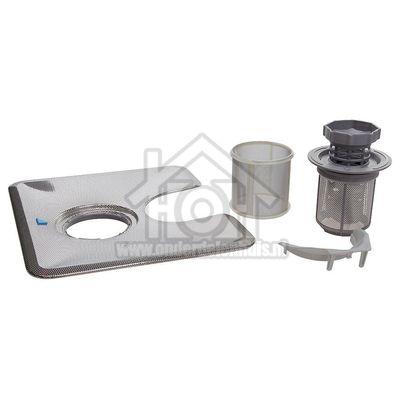 Bosch Filter Zeef fijn met microfilter SL26231 00480934