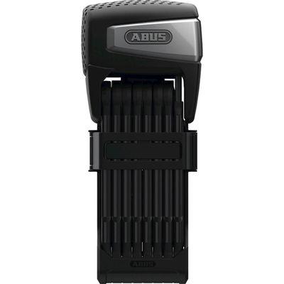 Abus vouwslot Bordo Big 6000/120 black Twin-Set SH