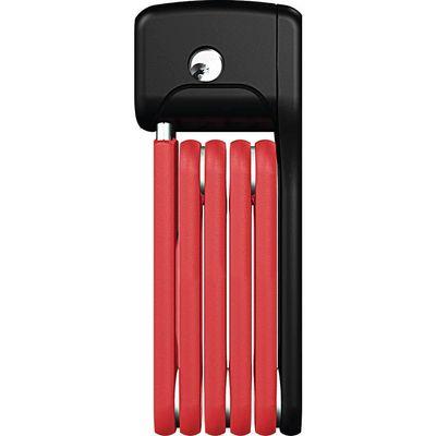 Abus vouwslot Bordo Lite Mini 6055/60 red