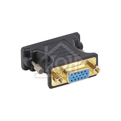 Ewent Adapter DVI-A Male - VGA Female Verloopstekker EW9850