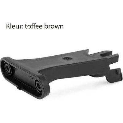 Bobike houder windscherm exclusive toffee brown