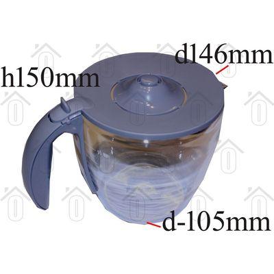 Bosch Koffiekan 10/15 kops -grijs- TKA6021, TKA6024 00647067