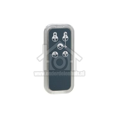 Philio Afstandsbediening Z-Wave afstandsbediening met 5 toetsen Bediening AV apparaten en