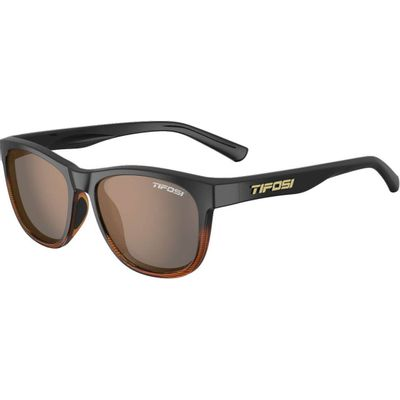 Tifosi bril Swank zwart-bruin