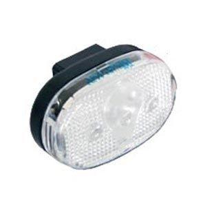 IKZI fietskoplamp 3 witte led's