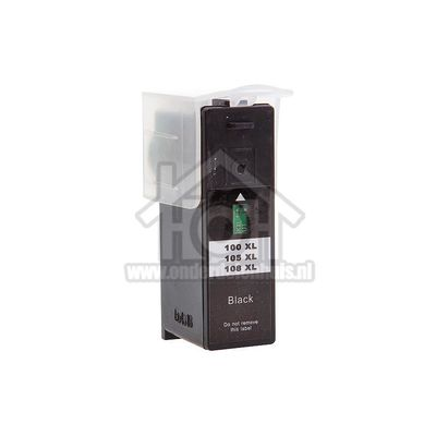 Easyfiks Inktcartridge No. 100 Black + chip Platinum Pro 905 interact 14N0820E