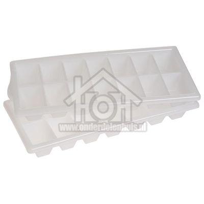 Electrolux Bakje Voor ijsblokjes Wit, 2 stuks 9029792299