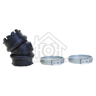 Gorenje Slang Circulatiepomp, met klemmen D5906W, D5906S, DWC5907W 484503