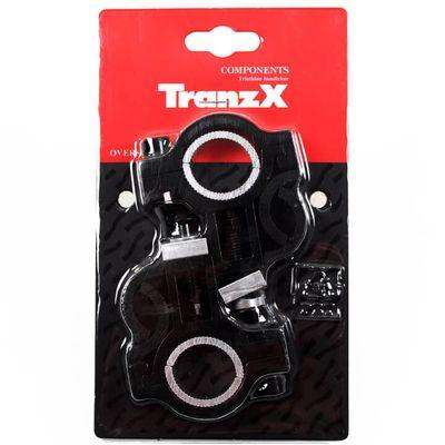 TranzX montage set v opzetstuur JD-802 25.4/31.8