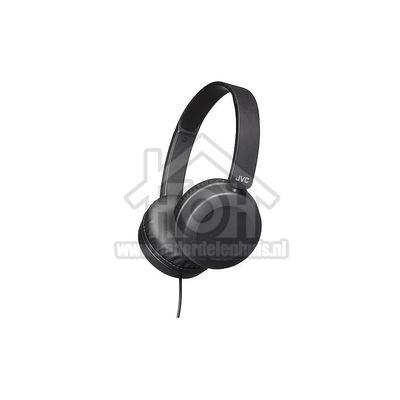 JVC Hoofdtelefoon Lichtgewicht hoofdtelefoon, zwart iPhone compatible HAS31MBE