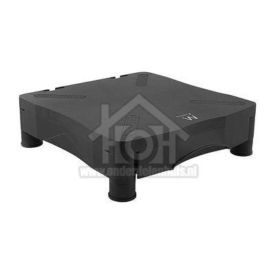 Ewent Standaard Monitor standaard met handige opberglade Geschikt voor monitors tot 27 kg