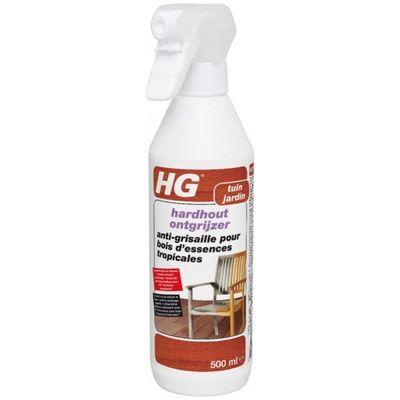 HG hardhout ontgrijzer - rotan vernieuwer