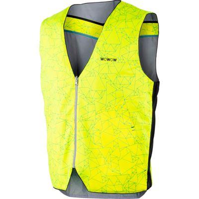 Wowow hesje Copenhagen jacket XXL yellow