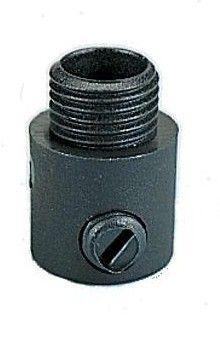 l Klemnippel M10 Buitendraad Zwart