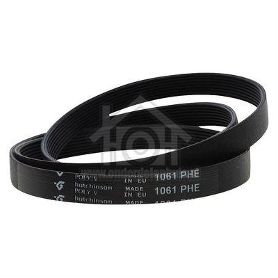 Hutchinson Poly-V-snaar 1061 PHE8 W123XNL, C00082812