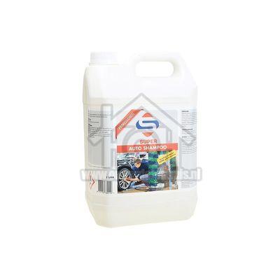SuperCleaners Reiniger Super Auto Shampoo voor auto's, vrachtwagens, motoren, boten,