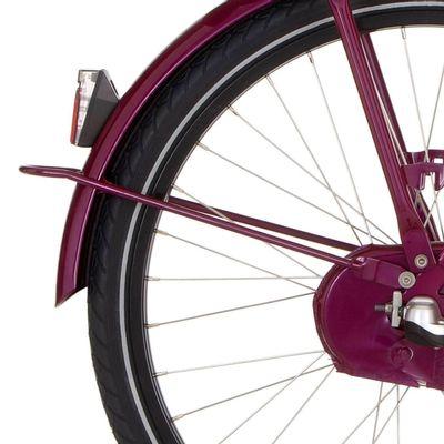 Cortina a spatb stang 24 U4 carmen violet