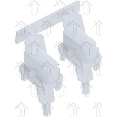 Whirlpool Knop Startknop, Wit, Bediening AWO5687, AWOD7114, AWS61212 481071425341
