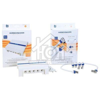 Hirschmann Versterker Versterker HMV41 + aansluitset 8890527-0