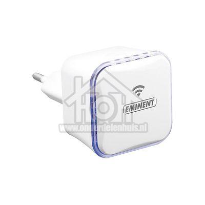 Eminent Repeater Mini WiFi repeater met WPS Vergroten bereik WiFi EM4594