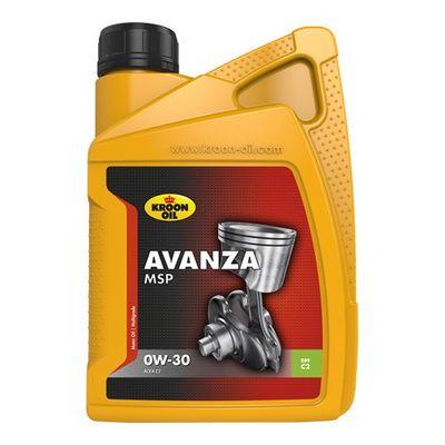 Motorolie Avanza MSP 0W-30