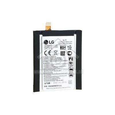Foto van LG Accu Lithium Polymer LG Optimus G2 EAC62058701