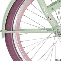 Alpina spatb stang set 20 Clubb blossom green