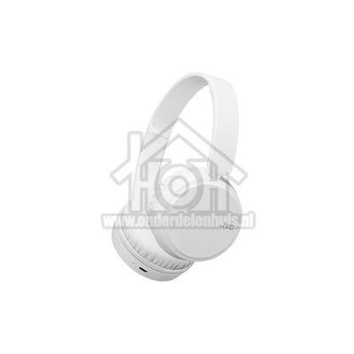 JVC Hoofdtelefoon Draadloze hoofdtelefoon, wit Bluetooth, Bass Boost functie HAS35BTWU