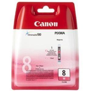 Foto van CANON CLI-8M INKT MAGANTA