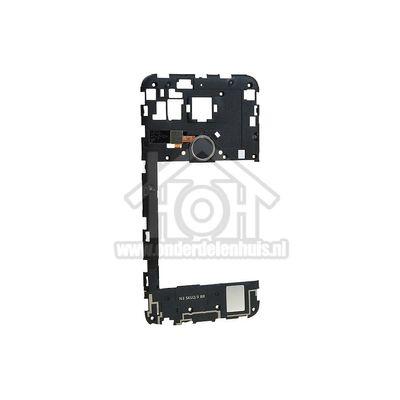 Foto van LG Middle Cover Middenbehuizing, Black LG H791 Nexus 5X ACQ88433712