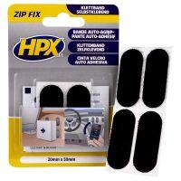 HPX Zip Fix Klittenband Pads