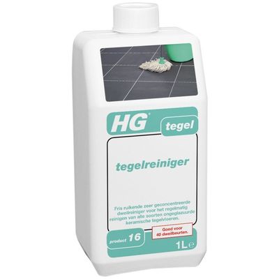 HG Reiniger Tegelreiniger Quick 184100100