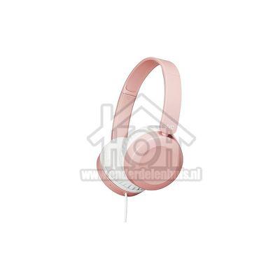 JVC Hoofdtelefoon Lichtgewicht hoofdtelefoon, roze iPhone compatible HAS31MPE