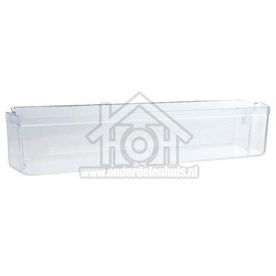 Bauknecht Flessenrek Transparant 420x106x88mm KRI1551, KDI1351, KVI1359 480131100525