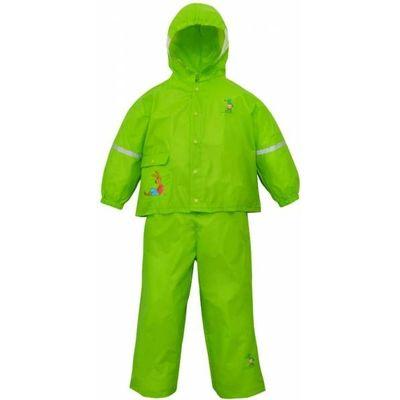 Willex Kikker Regenpak Maat - 92/98 Groen