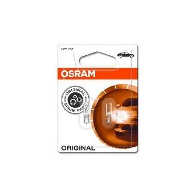 Foto van Osram autolamp W2W 12V T5