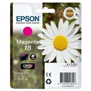 Foto van EPSON 18 INKT MAGENTA