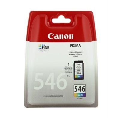 Foto van CANON CL-546 INKT COLOR