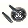Afbeelding van Crankstel 3-Blads 48-38-26 Aluminium